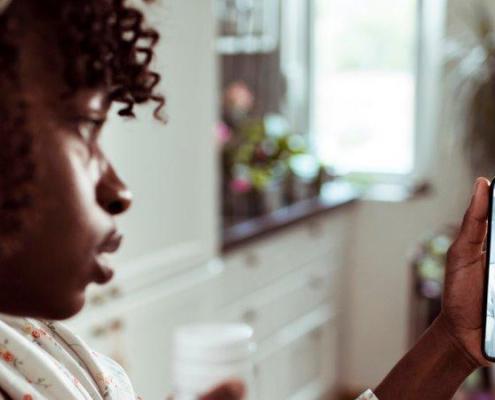 Virtual Care Awareness Of Telehealth Doctory